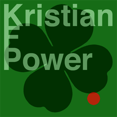 Kristian F. Power logo